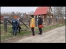 Показательные оповещение и эвакуация населения пос Пиначево Елизовский район