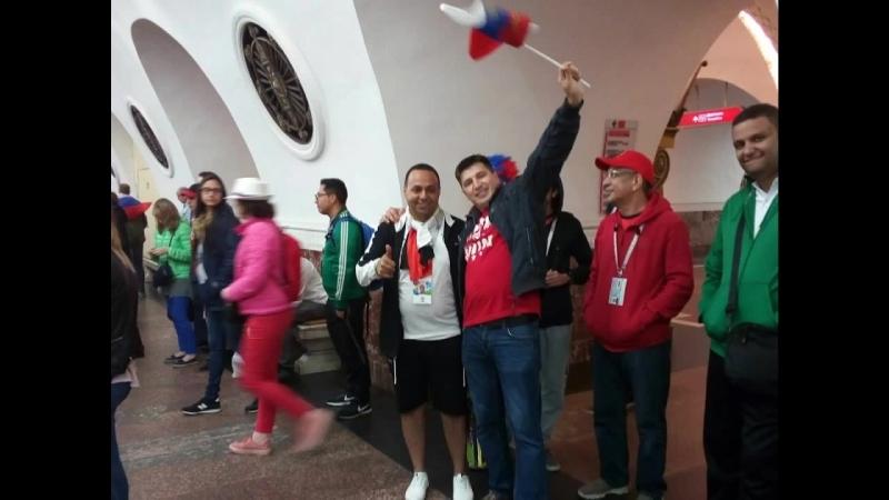 Марш по Невскому! Победа России