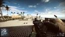 Battlefield 4 Звуки выстрелов снайперские винтовки