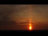 Фотографии закатов, рассветов, и дождевых туч под музыку Мистическая музыка. Кто исполняет эту композицию, я не знаю.
