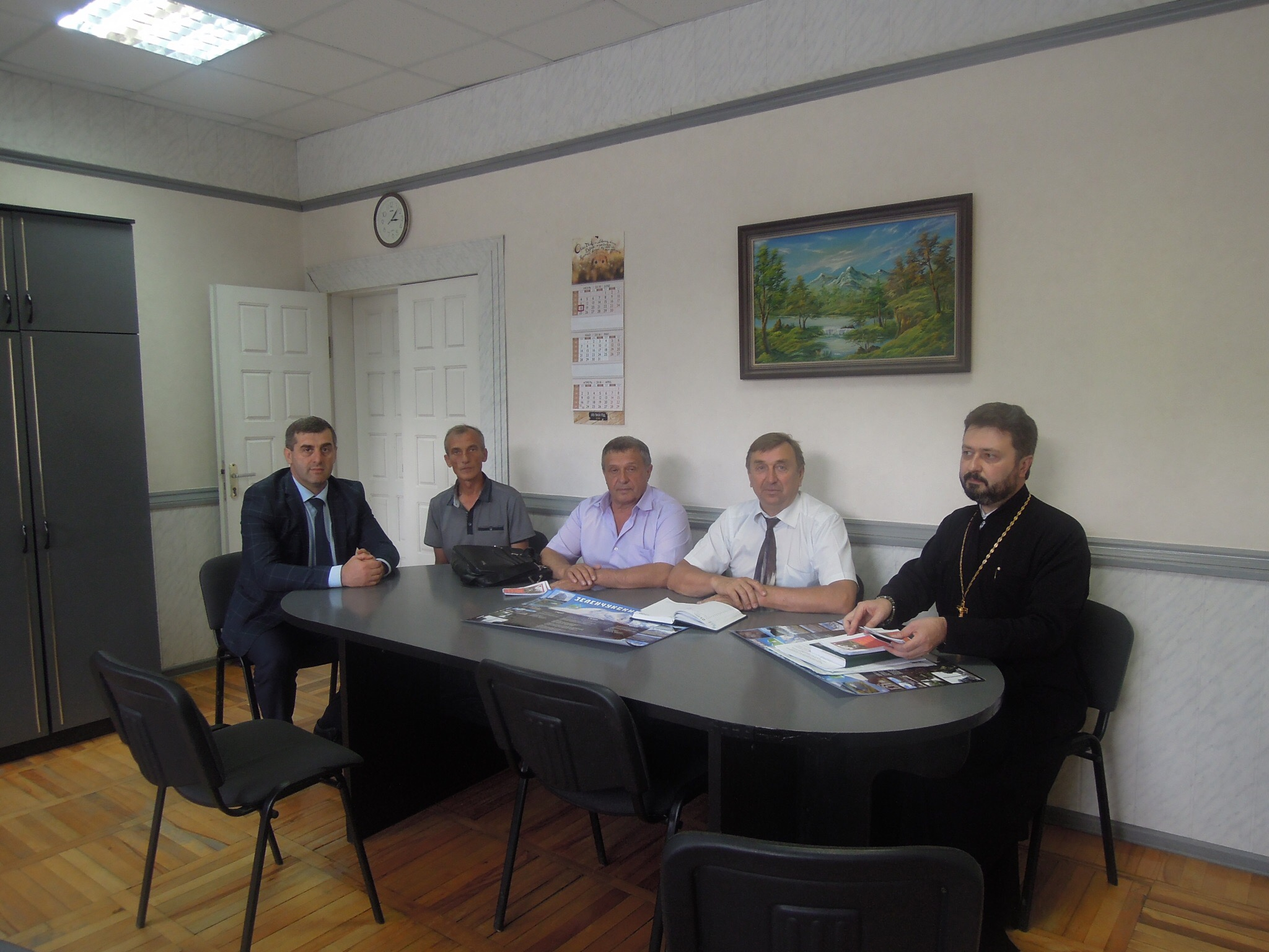 В Зеленчукской обсудили подготовку к проведению ежегодной акции «Зажги свечу в память освободителей Кавказа»