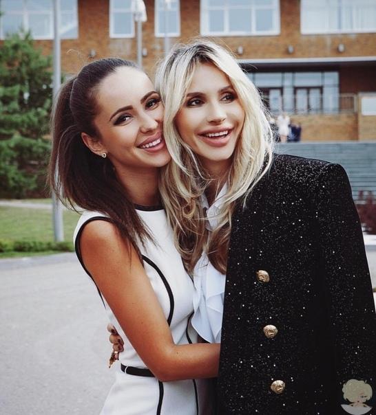 Светлана Лобода поделилась фото с сестрой Ксюшей