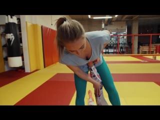 SLs Балерина и спортсменка, растяжка