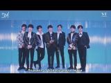 [RUS SUB][05.10.18] VT х BTS Making Film (Full ver.)