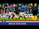 REACTION | Andy Halliday | Rangers 3-0 Livingston