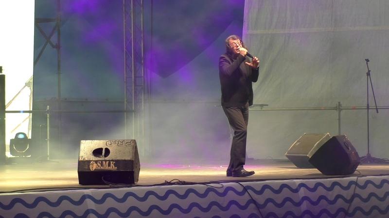 Игорь Корнелюк - Мало ли. Карелия, Петрозаводск 30.06.2018. День города - 2018.