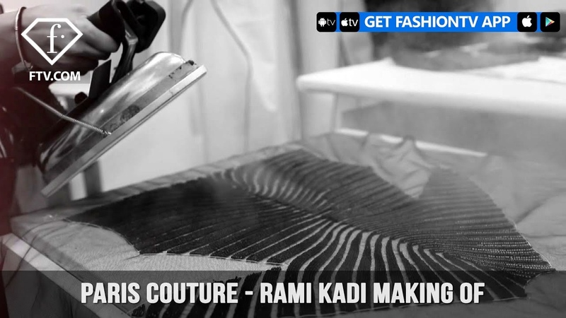 Paris Couture Fall/Winter 2018 - Rami Kadi Making of | FashionTV