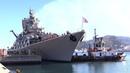 Atraque en Ceuta de buque ruso, Noviembre