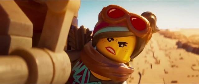 Лего Фильм 2 Для чего нужны поворотники