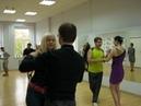 Открытое занятие по Бачате участников Тюнинг Тела. 23 сентября. часть 8