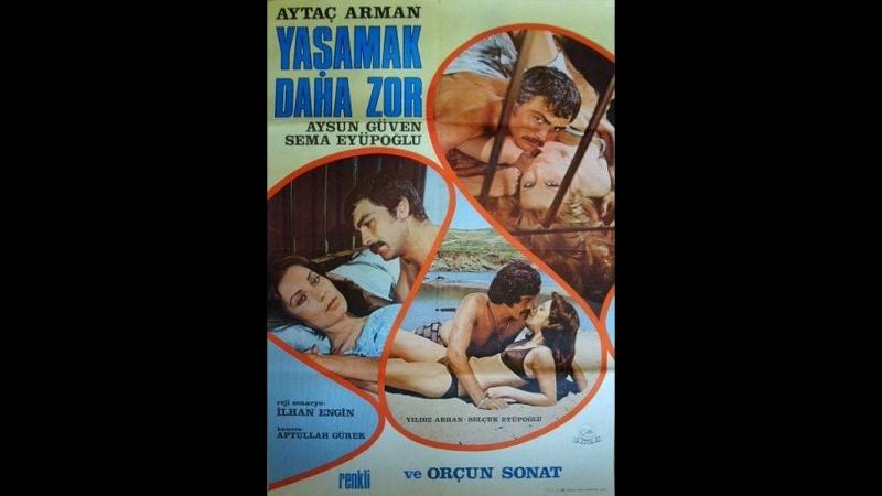 Yaşamak Daha Zor (1975) - Türk Filmi (Aytaç Arman _ Aysun Güven)
