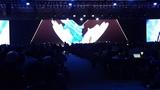 Презентация гибкого дисплея SAMSUNGfoldable display