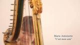 Marie Nishiyama Plays Marie Antoinette Nadelman Harp