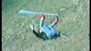 Grass Ski Fails Switzerland