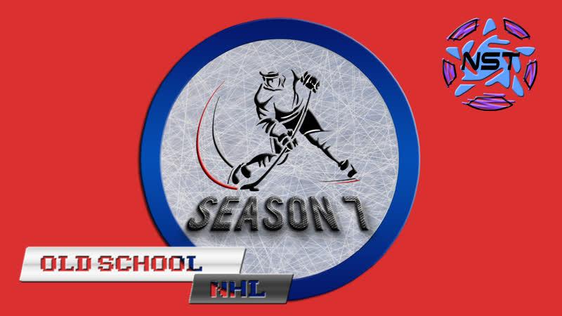 NHL 94. VII season Левальский(КВЕБЕК) - PyramidHead(ЛА)