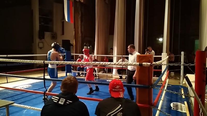 Фрагмент с фестиваля бокса, Оса Пермский край.