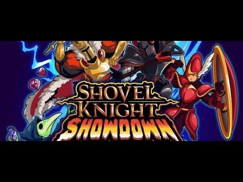 Shovel Knight Treasure Trove получит мультиплеерное дополнение Shovel Knight Showdown