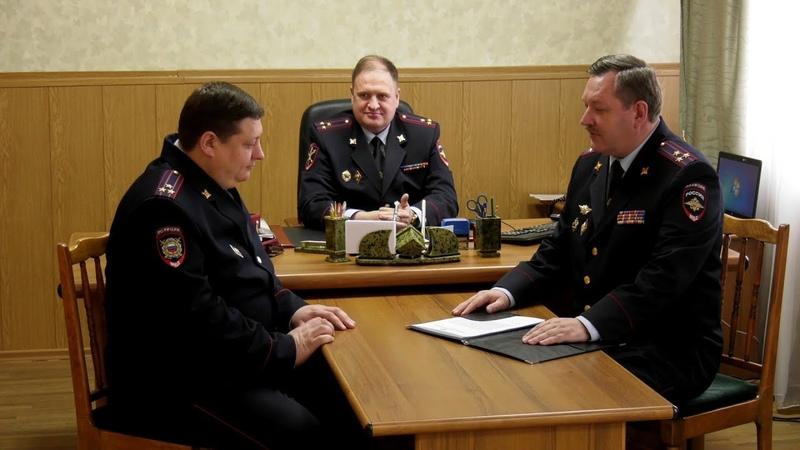 На одну из центральных руководящих должностей ОМВД Шадринский назначен Сергей Жуков