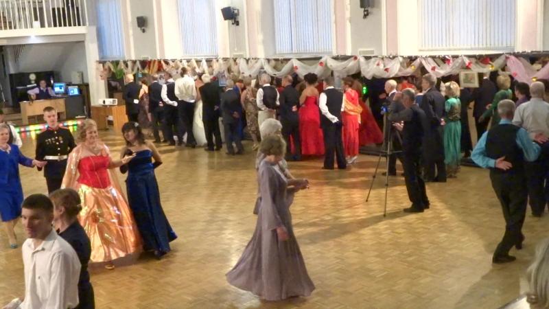 MAH02632 - Томск - 13 октября 2018 г - Осенний бал в Томском политехническом университете