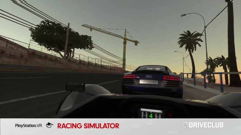 Racing Simulator Collection ¦ PS VR