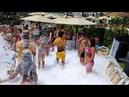HOTEL IBEROSTAR Royal El Mansour Thalasso Mahdia, Tunisia FOAM PARTY