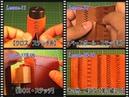 【レザークラフト・ダイジェスト動画】Lesson01~60までのテクニック内容を199