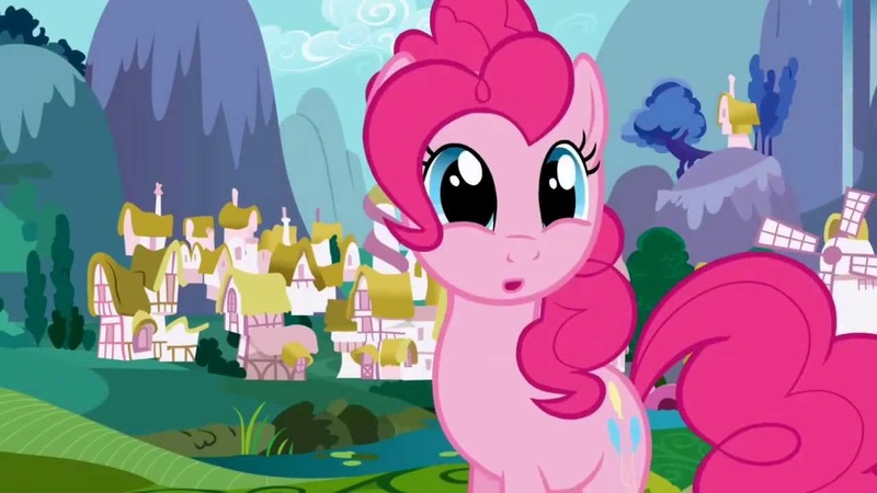 Pinkie Pie Isn't this exciting