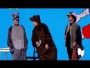 Про медведя, волка Забиваку, дятла и дыру в бюджете.(Отрывок из: Уральских пельменей).
