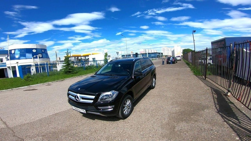 2013 Mercedes-Benz GL 350 CDI 4Matic POV Test Drive
