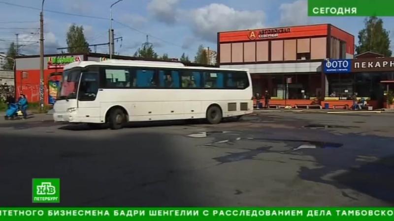Автовокзал «Северный» в Девяткино признали самостроем