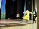 2014гТанец Встреча на сцене Одноклассников Школы №11 ЦДК г Анжеро-Судженска Осминова.Марина и Я.