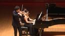 Schumann: Violin Sonata No. 1 in A minor, Op. 105, HKICMF 2014