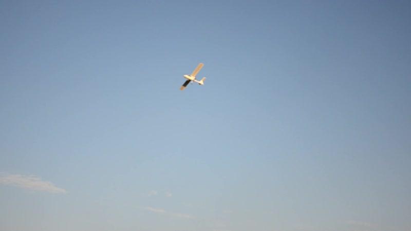 Льотна зміна в Луцькому Аероклубі Крила Волині - 09. 08. 2014