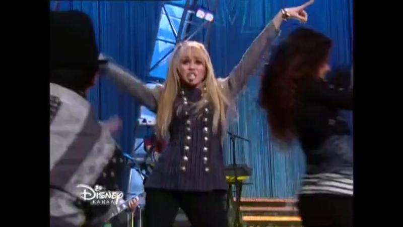 Hannah Montana — Nobody's Perfect (Канал Disney)
