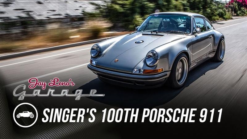 Singers 100th Porsche 911 Restoration - Jay Lenos Garage