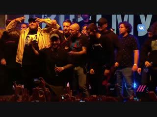 Баста, Noize Mc, Oxxxymiron - Моя игра 26.11.2018 #ябудупетьсвоюмузыку