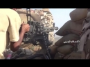 Хуситы в боях с южанами в районе Тор Баха, Лахдж.
