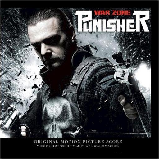 Michael Wandmacher альбом Punisher: War Zone (Original Score)