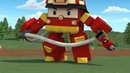 Робокар Поли - Новые серии - Рой и пожарная безопасность - мультики про пожарные машины