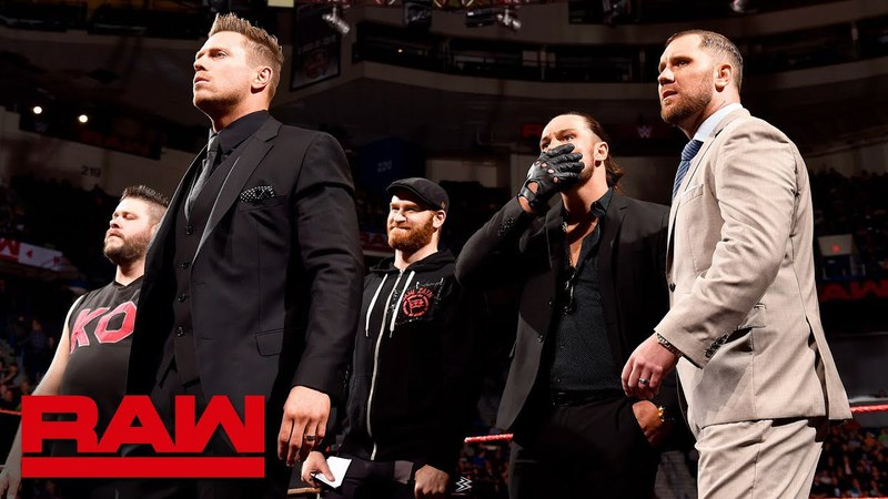 [BMBA] The Miz is headed to SmackDown LIVE: Raw, April 16, 2018