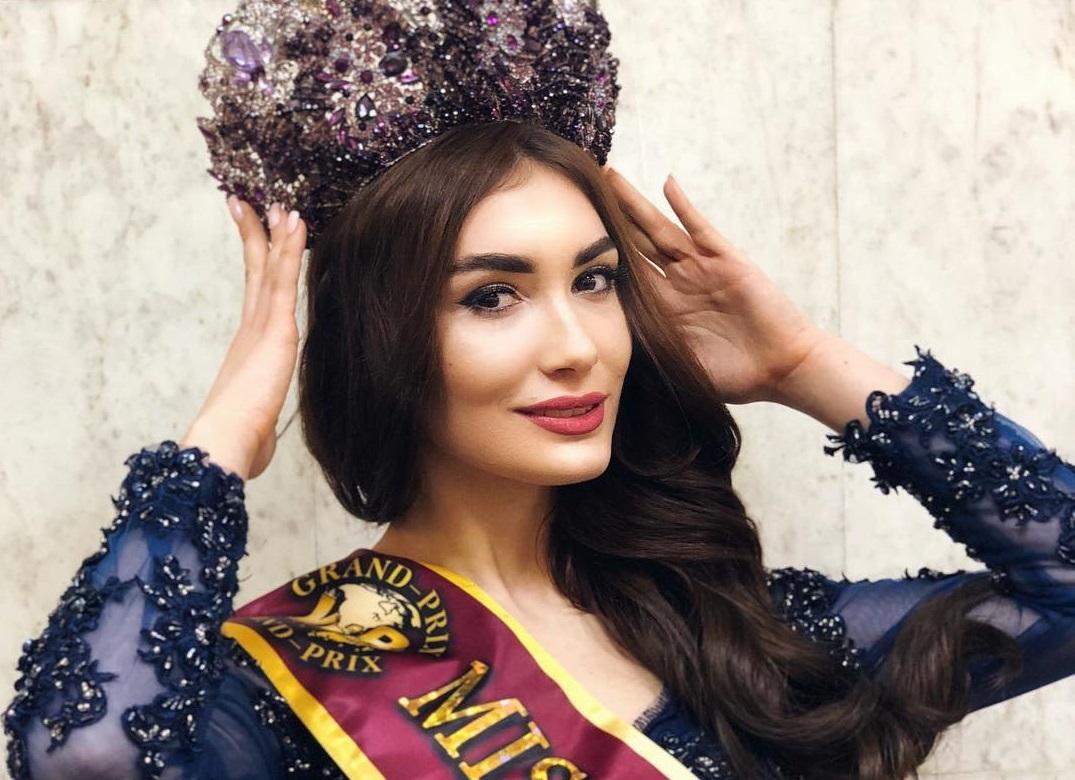Девушка из КЧР выиграла конкурс «Мисс мировая красавица – 2018»