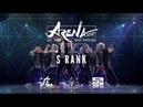 S Rank Arena LA 2018 @VIBRVNCY Front Row 4K