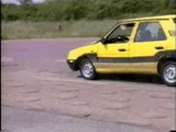 Skoda Felicia I. crash test