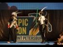 [EpicCon 2018] Малефиций и Клубничка - [Bleach] Ichigo vs Ulquiorra