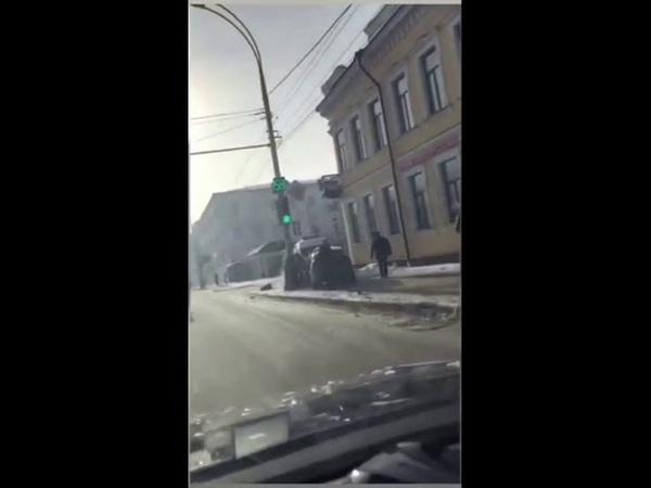 23.01.2018 ДТП на Советской напротив ГУМа