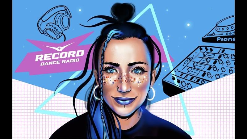 Lady Waks @ Record Club 532 (22-05-2019) Special Guest DJ Swoosh