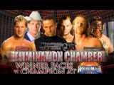 WWE Elimination Chamber Match No Way Out 2008 Highlights