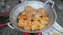 Thai Fried Spicy Fish Dumplings