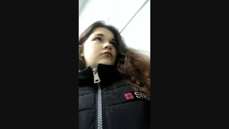 Анна Абызова - Live