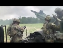 The Army Test The New 'Hawkeye' Humvee Mounted Howitzer